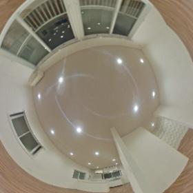 【DECO LIFE】 水戸市酒門町 シャルム 有孔ボードでオンリーワンの部屋を。#賃貸 #1LDK #有孔ボード #RENOTTA #リノベーション #WIC #部屋探し #theta360