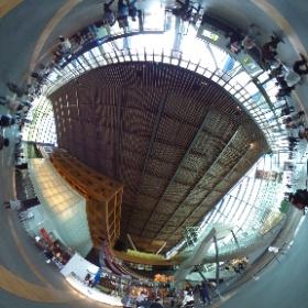 太宰府・九州国立博物館 #theta360