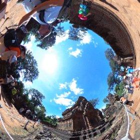 Cambodia  #theta360