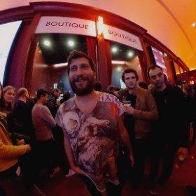 Rami Khalifé avec Thylacine à L'Olympia ❤️ #Aufgang #theta360 #theta360fr