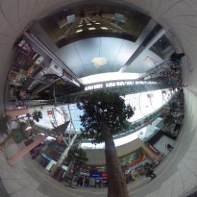 AppleStore Sendai Ichibancyo #theta360