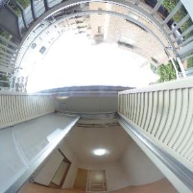 パノラマ画像【センチュリーフォレスト(203)中央林間】byアメニティハウス@バルコニー