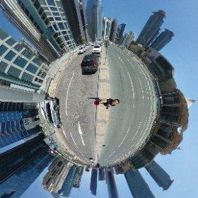 City Center #theta360