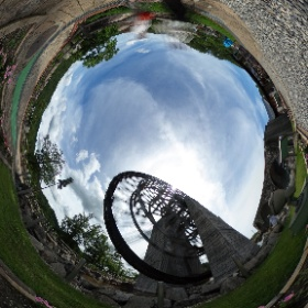 小里川ダム おばあちゃん市 瑞浪市観光協会 #theta360