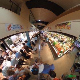 Plaza de Abastos, Chiclana. #Chiclana #ChiclanadelaFrontera http://www.dechiclana.com/item/mercado-de-abastos/ #theta360