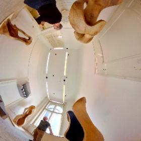 PRAGUE DESIGN WEEK 2019, expozice MARIANSEKULA.CZ  Náměstí Republiky 7, Praha 1, trvání do 21.4. 2019. foto © PetrSalek.com, ARTmagazin.eu  #theta360