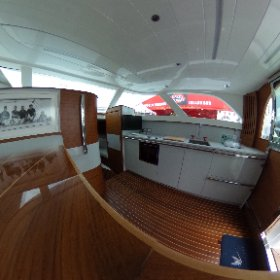 Bertram 35 | Interior