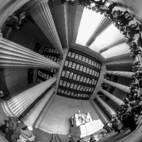 #LincolnMemorial #WashingtonDC #360photo December 2016 from #bcpix.com #RicohTheta #ThetaS #theta360