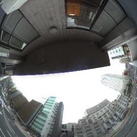 【藤和シティコープ音羽】 ①眺望 360°画像 東京都文京区音羽2-1-2 http://www.axel-home.com/009805.html?k=3      #theta360