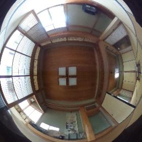 鹿児島市本名町【売家】木造瓦葺平屋5LDK書院造+広縁3,100万円 #theta360