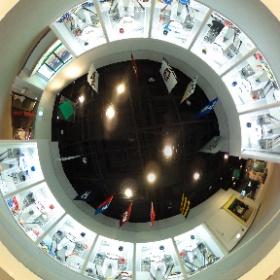 東京ドーム 野球殿堂博物館  #theta360