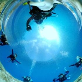 2021/07/18 雲見 #沖の根 #padi #diving #フリッパーダイブセンター #大瀬崎 #theta #theta_padi #theta360 #群馬 #伊勢崎 #ダイビングショップ #ダイビングスクール #ライセンス取得 #padiライフ