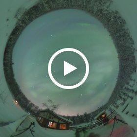 theta360.comでの視聴視野角自由な4K Timelapse #theta360