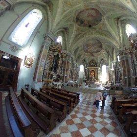 Église de Bressanone au Tyrol du sud