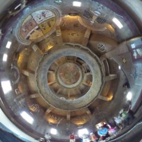 グランドキャニオンの塔の中 #theta360