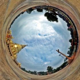 พระมหาธาตุเจดีย์ศรีเวียงชัย ตั้งอยู่ที่ หมู่ 8 ตำบลนาทราย อำเภอลี้ จังหวัดลำพูน รหัสไปรษณีย์ 51110 @ http://www.Wat.today/ @ http://www.วัด.ไทย/