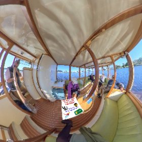 Burswood Jetty with little ferry co  Swan river Optus Stadium drop off,  100m North of the Matagarup bridge https://wabiz.family/BurswoodJetty BEST HASHTAGS  #BurswoodJetty  #BurswoodWA #VisitPerthWA #theta360