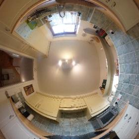 The Old Chapel Kitchen 1 #theta360uk