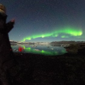 アイスランドでハント! #theta360