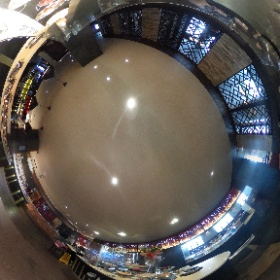 Ming Moon Chinese Restaurant & Bar (Wolverhampton) Dining Area #theta360