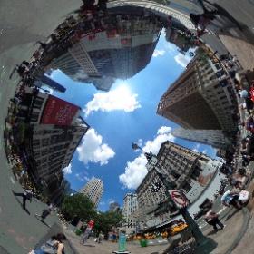 Herald Square #nyc #theta360