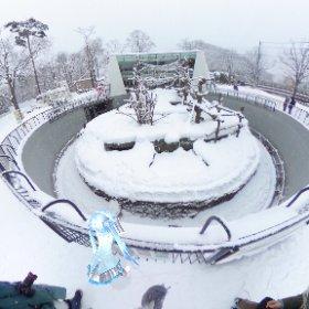 完全にゆきやまちほー #SNOWMIKU #けものフレンズ #miku360