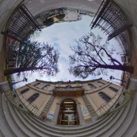 Immagine della nostra scuola a 360° #theta360 #theta360it