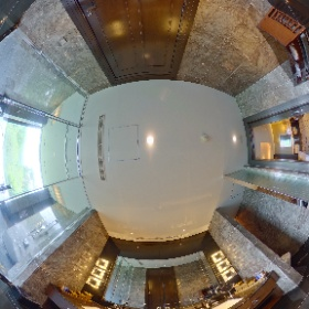 エクシブ山中湖サンクチュアリ・ヴィラ S2タイプ 洗面室