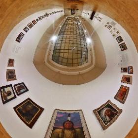 Výstava Zdeněk Burian: Širým světem, Obecní dúm, Praha, 7.3.-30.6. 2019, organizuje retrogallery.cz  foto: #artmagazin.eu   #petrsalek.com  #theta360