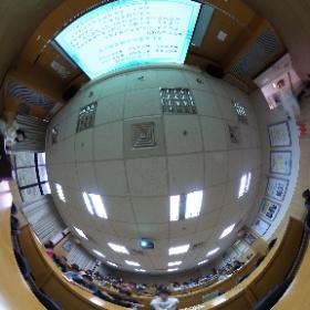 中華科技大學企業管理系 L902多功能視聽教室 #theta360