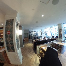 Another bar downstairs #theta360