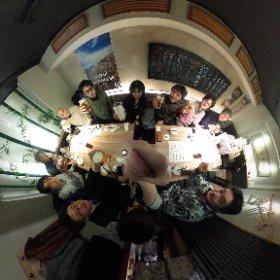 JAWS-UG Nagoya in 飲み会🍻 #jaws_ug_nagoya #theta360
