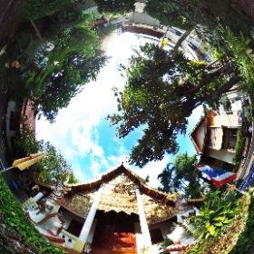 วัดพันตอง (ทองพันชั่ง) [ Wat Pan Tong ] ตั้งอยู่เลขที่ 61 ชุมชนบ้านฮ่อม ถนนลอยเคราะห์ ตำบลช้างคลาน อำเภอเมือง จังหวัดเชียงใหม่ 50100 @ http://www.Wat.today/ @ http://www.วัด.ไทย/
