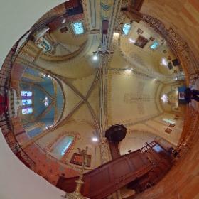 Églises St Romain Cartelegue #theta360fr