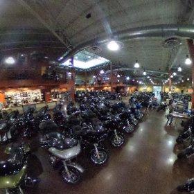 Space Coast Harley Davidson with Tim Bishop #theta360