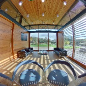 Home Room - A peaceful and inspiring oasis for important meetings. Ideal for small discussion groups, client presentations and one to one meetings. Utopia, Broughton Hall Estate.           #meetingroom #utopia #broughtonhall #theta360 #theta360uk