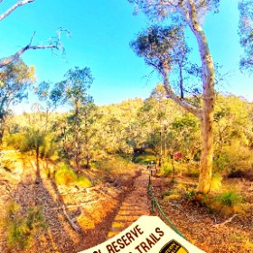 Roley Pool Reserve natural ponds 90 steps down, part of Canning river and the 1.2km Interpretive rocky trail https://trailsperthwa.com/RoleyPools BEST HASHTAGS  #RoleyPoolReserve  #RoleytsoneWA  #TrailsPerthWA   #VisitPerthWA   #PerthAd #theta360