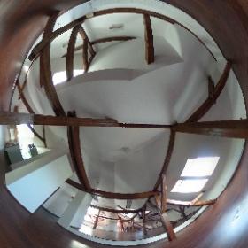Přívozská 949/12, Levý pohled- místnost 2 / 3.podlaží #theta360