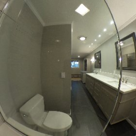 After bathroom remodel 1 vancouver wa  #theta360
