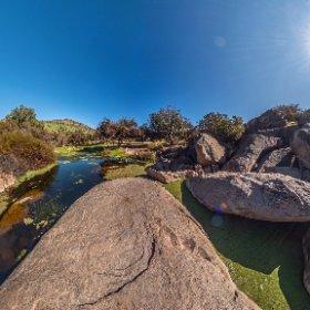 El Santuario, Valle del Encanto, Ovalle. IV Región de Chile.