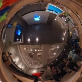 Air Shodou meets FAB @fabcafe_com #theta360 #tokyo360