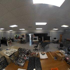 The Design room!