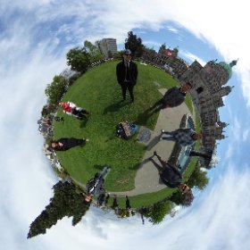 tiny earth  360  VR Meet up at Parliament  www.ThisIsMeInVR.com