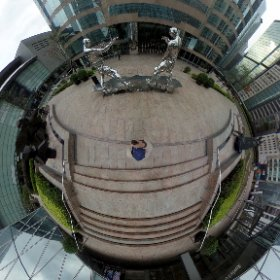 original photo nadir #theta360