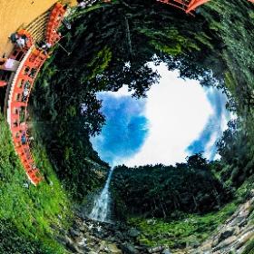 和歌山、那智の滝