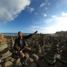 Great Ocean Road Stonetowers #theta360 #theta360de