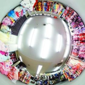 SISUI studio 衣装ルーム