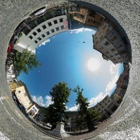 Piazza di Faido, da terra. © FOTOPEDRAZZINI.CH