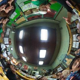 Koshigaya葱Fes'2016 実行委員打ち上げ 2 #theta360