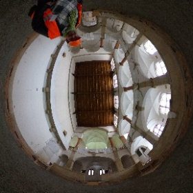 Severočeské muzeum, rekonstrukce #theta360